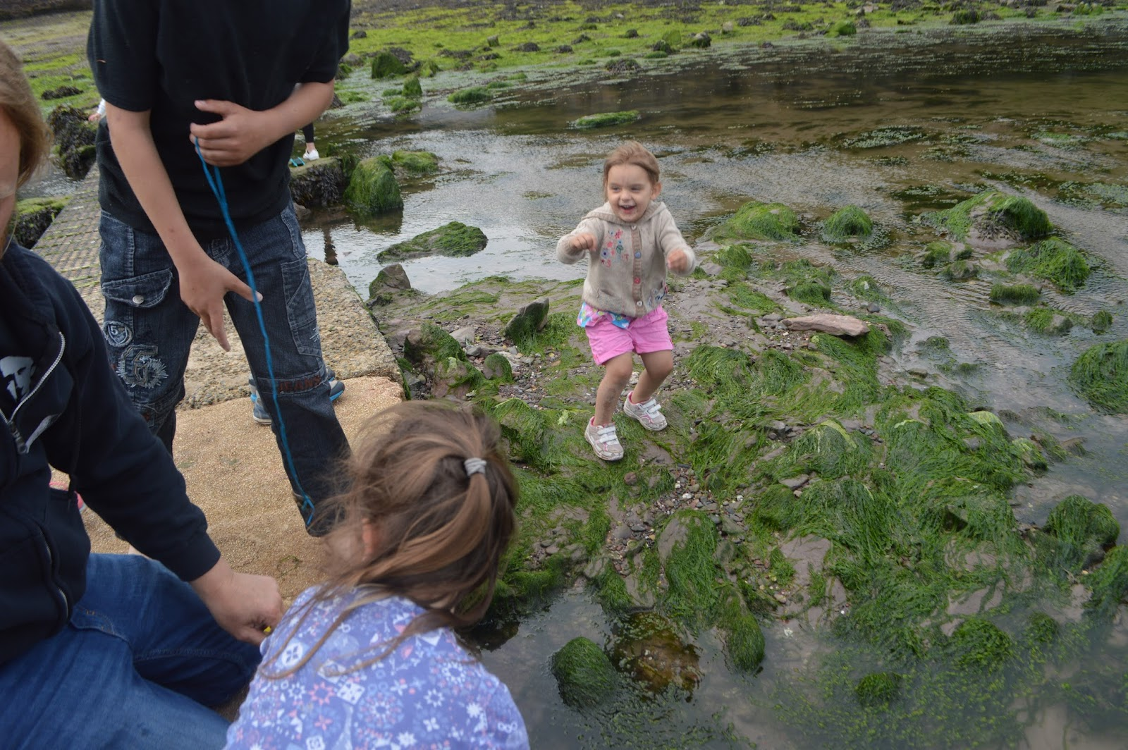 , Gone Crabbing:  Family Fun on a Shoestring