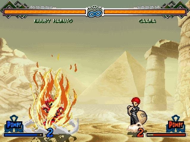 Naruto The Way Of The Ninja PC Games Screenshots