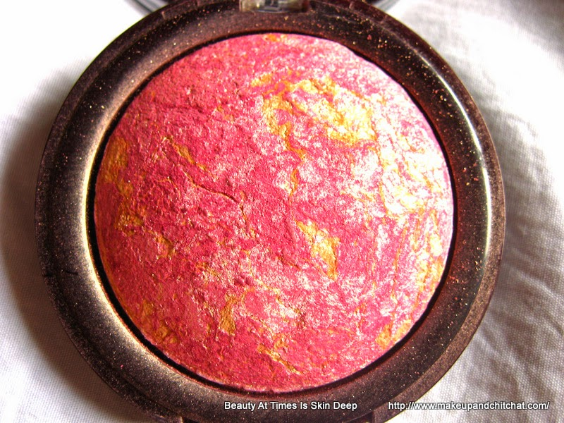 dupe of Bourjois Paris Rose D'Or