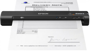 Epson WorkForce ES-60W Driver Download, Review, Price
