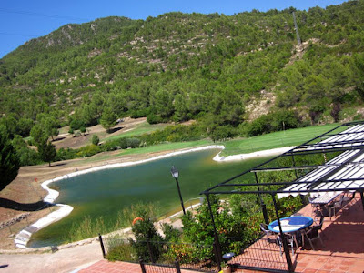 La Figuerola resort