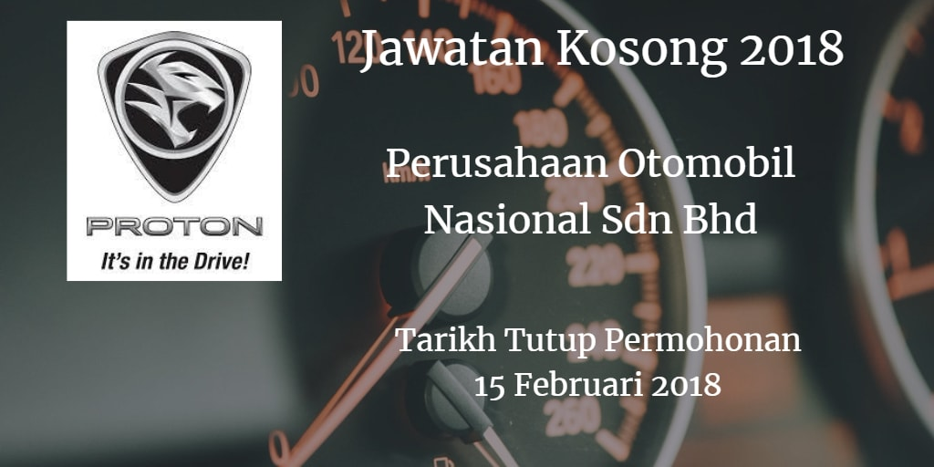 an analysis of perusahaan otomobil nasional berhad Petroliam nasional berhad (petronas) - swot analysis petroliam nasional berhad (petronas) - swot analysis perusahaan otomobil nasional berhad.