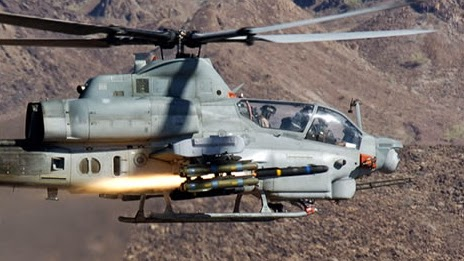 cobra attack helicopter nigeria