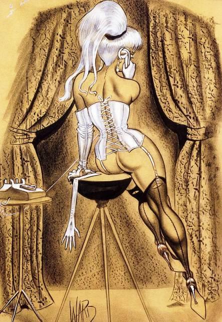 dominación femenina Actriz