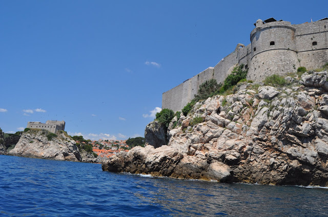 foto que ver en Dubrovnik fuerte revelin