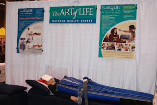 Art of Life Community Health Centre at Total Health Show