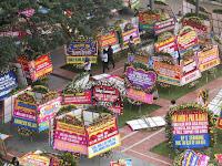 Para Pemilik Toko Bunga Ini Bungkam Haters Yg Nuduh Kiriman Bunga untuk Ahok Adalah Rekayasa