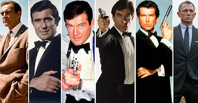 Bonds, James Bonds