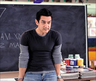 teachers in bollywood, amir khan