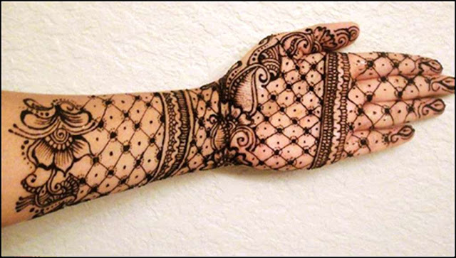 Arabic Mehndi Designs images