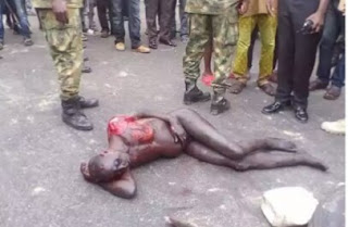 """Ritualists Den """"Ajale"""" found in Ikeja, Lagos State"""