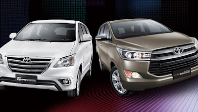 all new kijang innova diesel grand avanza 1300cc vs older version world toyota the 2016 is scheduled for its global unveil in indonesia on november 23 here a brief comparo of versions model