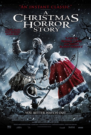 A Christmas Horror Story (2015) ταινιες online seires oipeirates greek subs