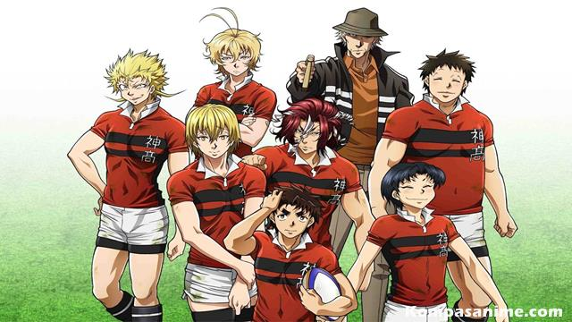 anime sport buatan madhouse terbaik