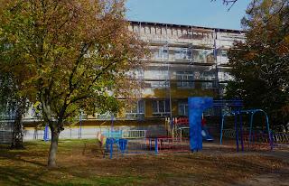 Васильківка. Вул. Соборна. Школа № 1