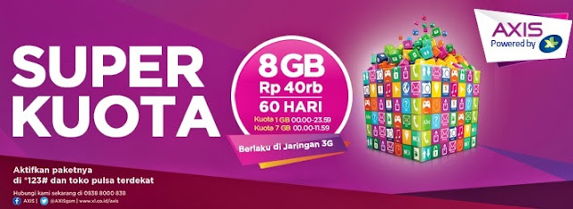 paket internet axis, paket internet axis android, paket internet unlimited axis, cara daftar paket axis, axis