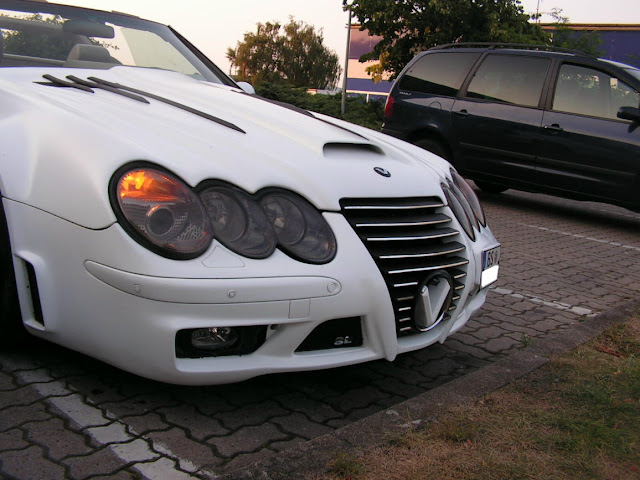 mercedes 129 tuning