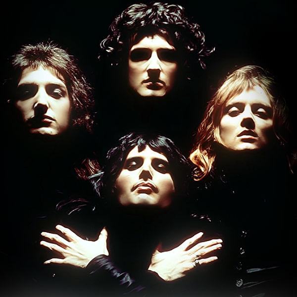 Corazón de Canción: Queen - Bohemian Rhapsody (letra en inglés y ...