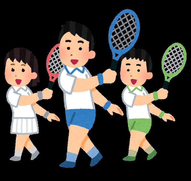 「フリー素材イラストテニス」の画像検索結果