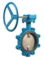Pratt Industrial BF Series butterfly valve