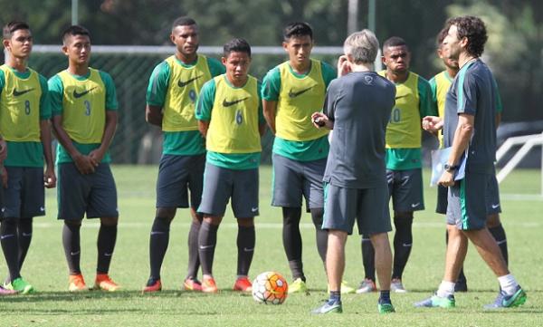 Timnas Indonesia U-22 Remehkan Malaysia di Kualifikasi Piala Asia U-23