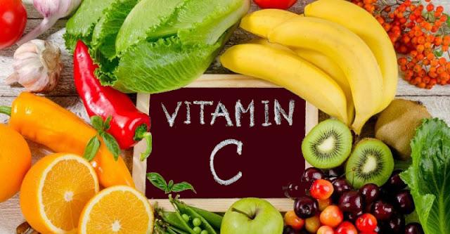 فوائد فيتامين سي للشعر