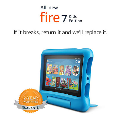 All-New Kindle Fire 7 Kids Edition