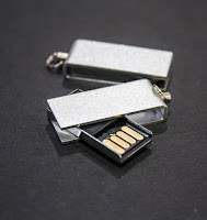 Flashdisk Metal Swivel Mini -  Fdmt22