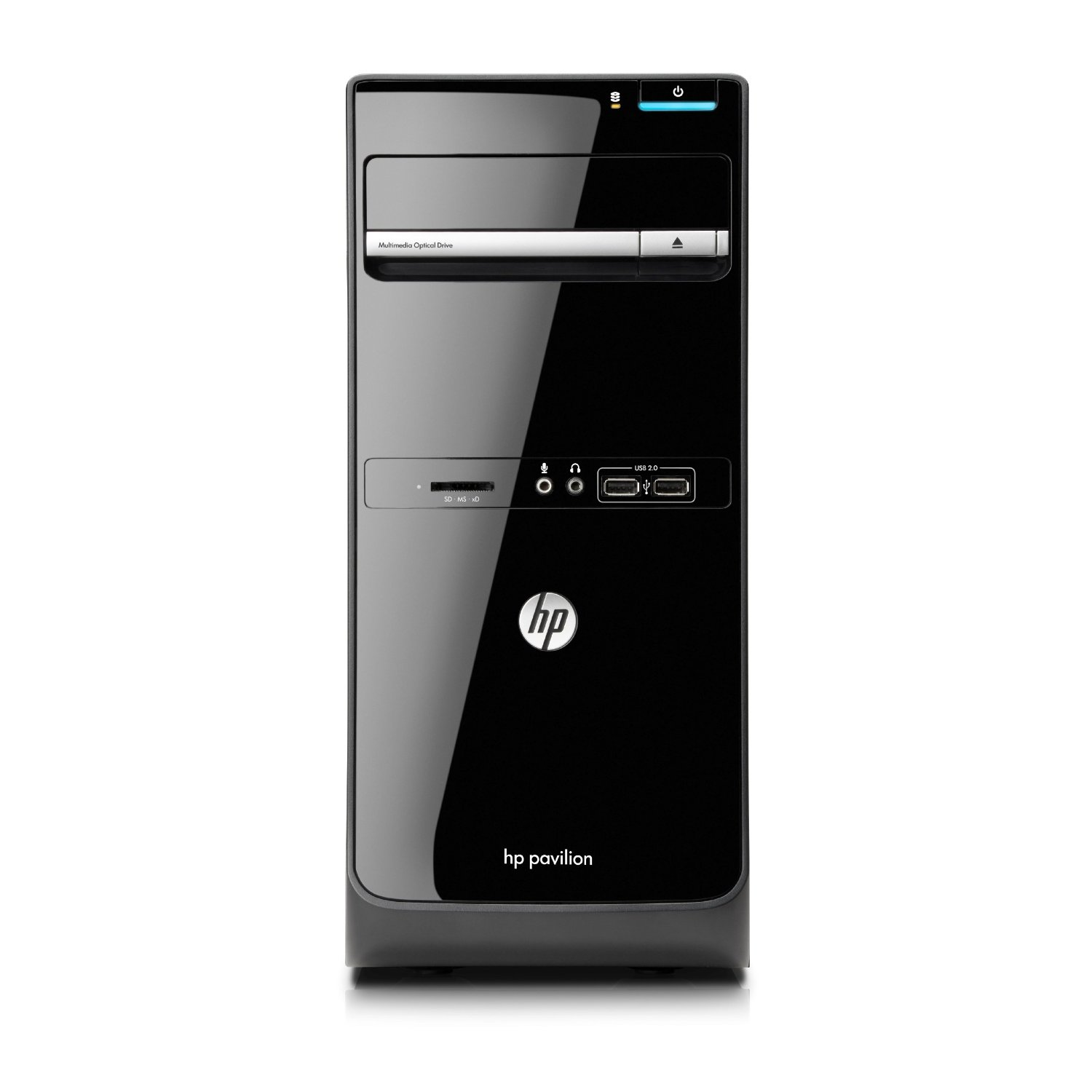 HP Pavilion P6-2390 Desktop Review | Desktop Computers Review