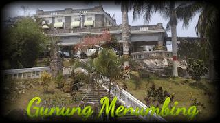 Gunung Menumbing,Tempat Wisata di Bangka Belitung
