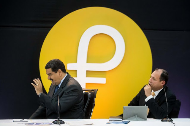 Parlamento venezolano alerta de riesgo de legitimación de capitales con el petro