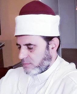 أدب وأخلاق الصوفية متمثلة في الشيخ سيدي حمزة القادري بودشيش