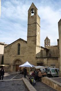 Iglesia de St-Michel, Salon-de-Provence.