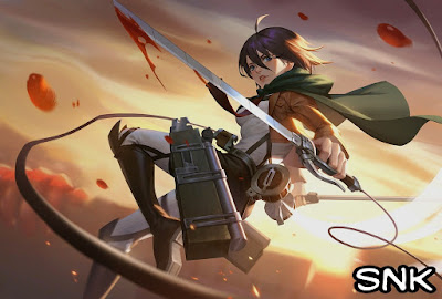 5 Fakta tentang Mikasa yang Wajib Kamu Ketahui