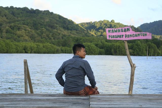 Mangrove Hijau Daun Bawean, Wisata Tersering Update di Pulau Bawean