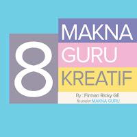 8 Makna Guru Kreatif (Creative)