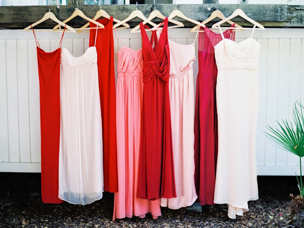 Black Tie Wedding in the Woods Part Two: The Stunning Bridesmaids