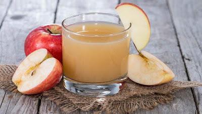 Meningkatkan metabolisme tubuh dengan jus apel