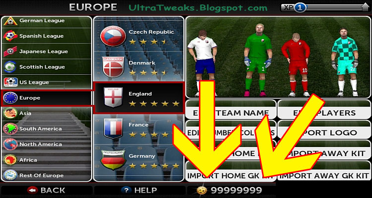Download First touch soccer hack tool apkpure