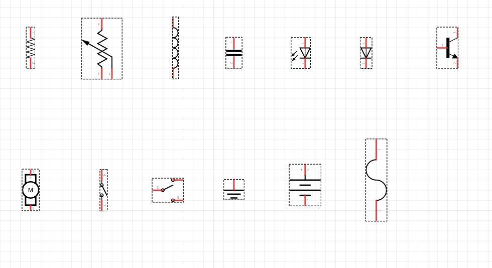 Schemi Elettrici Simboli : Meccatronica simboli e schemi elettrici