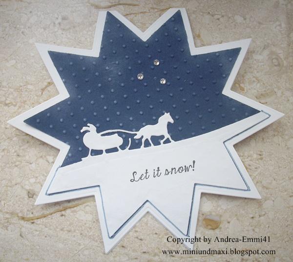 Weihnachten eckstein kreativ basteln bastelbedarf for Weihnachtskarten kreativ