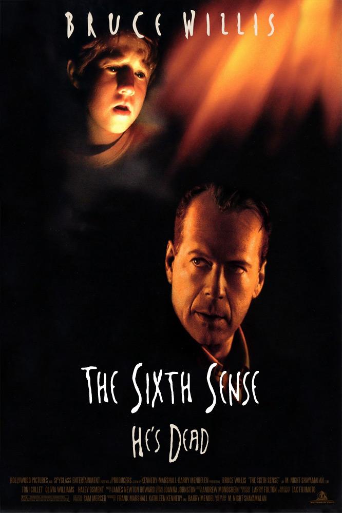 Psy317pradiepraj The Sixth Sense 1999