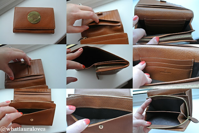 Mulberry Daria French Purse Review Image