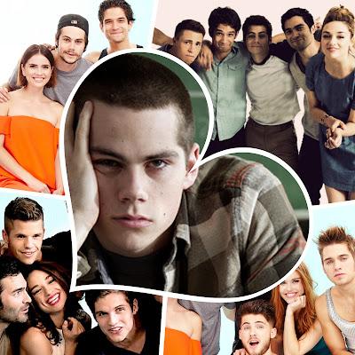 Teen Wolf / ティーン・ウルフ Season 1~5 好きな登場人物ベスト10