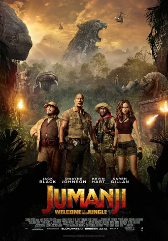 Jumanji : Trò Chơi Kỳ Ảo - Jumanji: Welcome to the Jungle