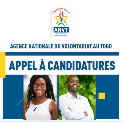 Togo : L'ANVT recrute un volontaire pour une mission à Poitiers (France)