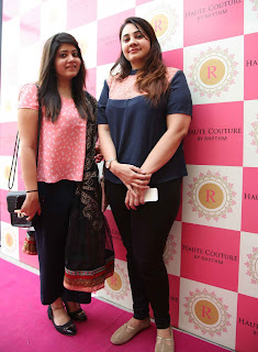 Shilpa Mehta with Her Sister Ridhima Mehta