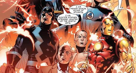 Avengers Illuminati