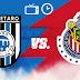 Querétaro vs Chivas EN VIVO Por la jornada 10 del torneo Clausura 2019 de la Liga MX. HORA / CANAL