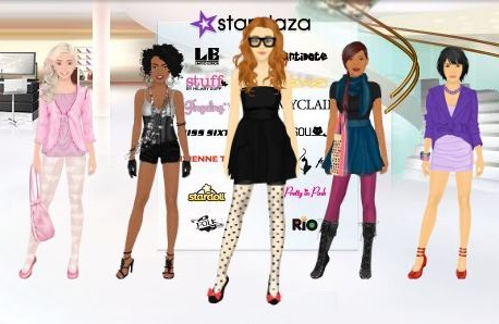 Thanks, Mail Carrier | Stardoll Fashion Comes to jcpenney {$50 Gift